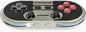 8bitdo NES30 Pro Bluetooth Controller with Dynamic Labs Bonus Carrying Case