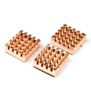 SainSmart Copper Heatsink Heat Sink Cooler Set for Raspberry Pi RPI