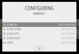 Map Controller Keys
