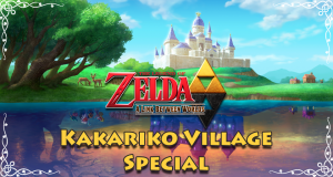 Legend of Zelda Kakariko Village Special